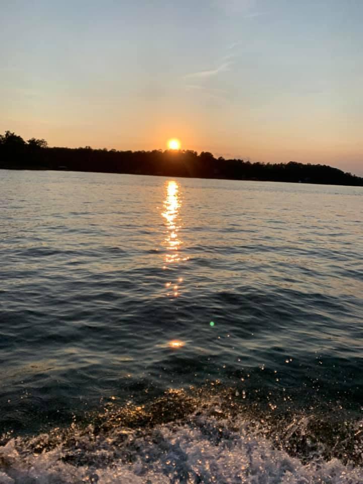 sunset-orange-wake-Denise-Dailey-Davenport